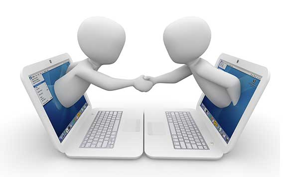Each Page of Your Website is Like a Handshake !