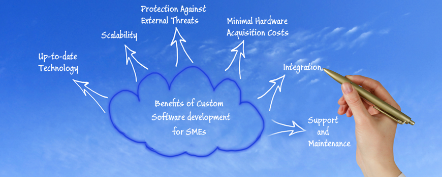 ADVANTAGES OF CUSTOM SOFTWARE DEVELOPMENT
