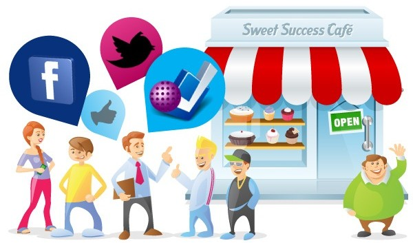 How to promote small business online for free?