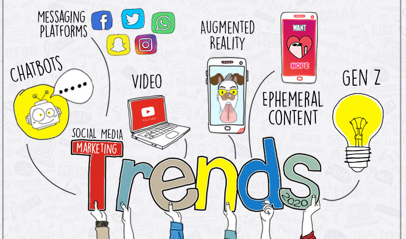 Future of Social Media: Trends to Keep an Eye